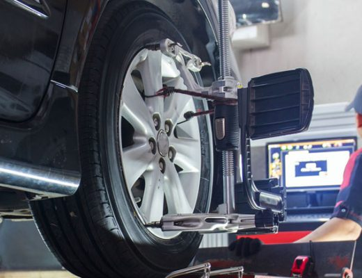Wheel Alignment Manchester