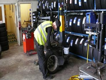 Tyre Fitting Manchester